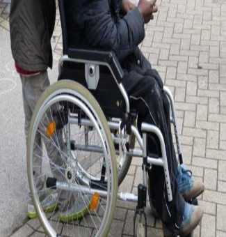 carosello disabili